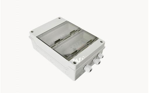 coffret de protection AC triphasé 12 kW
