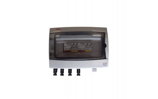 Coffret de protection DC photovoltaïque 2 MPPT - 600 V