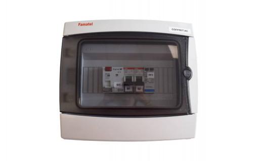 Coffret de protection AC monophasé 3kW ECO