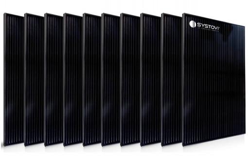 10 panneaux solaires Systovi 330 Wc
