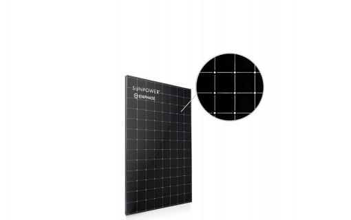 Panneau solaire Sunpower 400 Wc