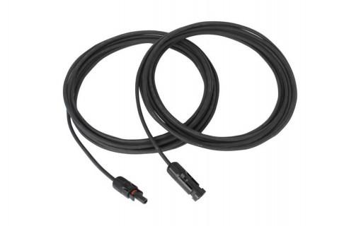 Rallonge de câble DC avec connecteurs MC4