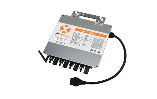 Micro-onduleur APSystems YC1000-3 garanti 10 ans