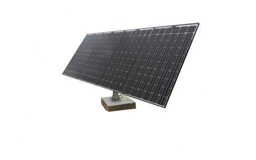 Suiveur photovoltaïque autoconsommation deux axes