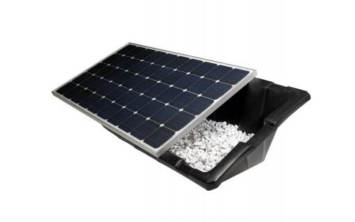 Bac à lester Renusol Console+ pour panneaux solaires