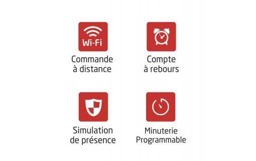 Avantages GSE e-connect