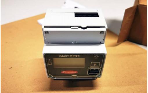 smart meter suivi production face