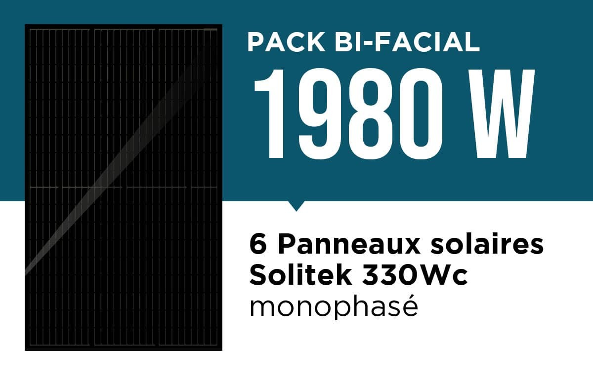 Pack bi facial 1980 wc