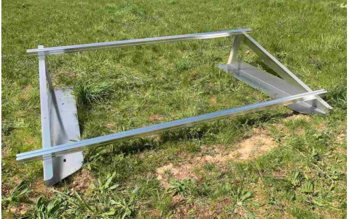 Kit de fixation solspeed toit plate portrait