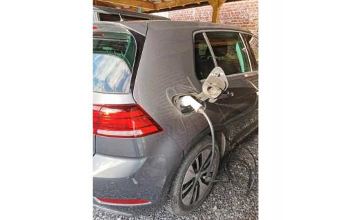 borne de recharge pour véhicule électrique zappi