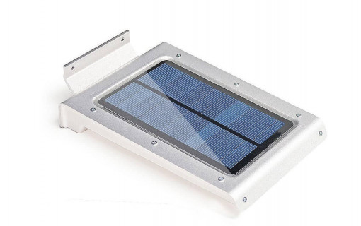Lampe solaire led murale