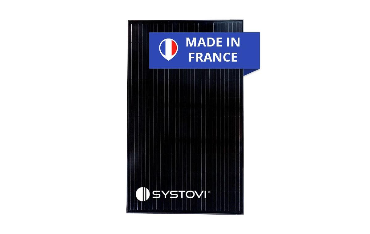 Panneau solaire Systovi 330Wc monocristallin