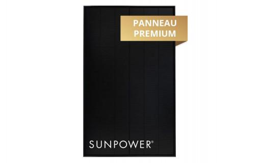 Panneau solaire SunPower...