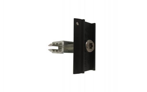 Pinces centrales Rapid noires - 40/50mm