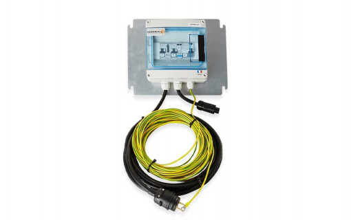 Coffret de protection AC Plug'n'play totalement précâblé - prêt à l'emploi