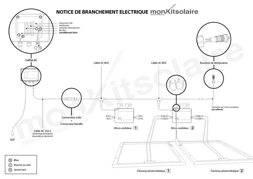 NOTICE-ELECTRIQUE-MONKITSOLAIRE