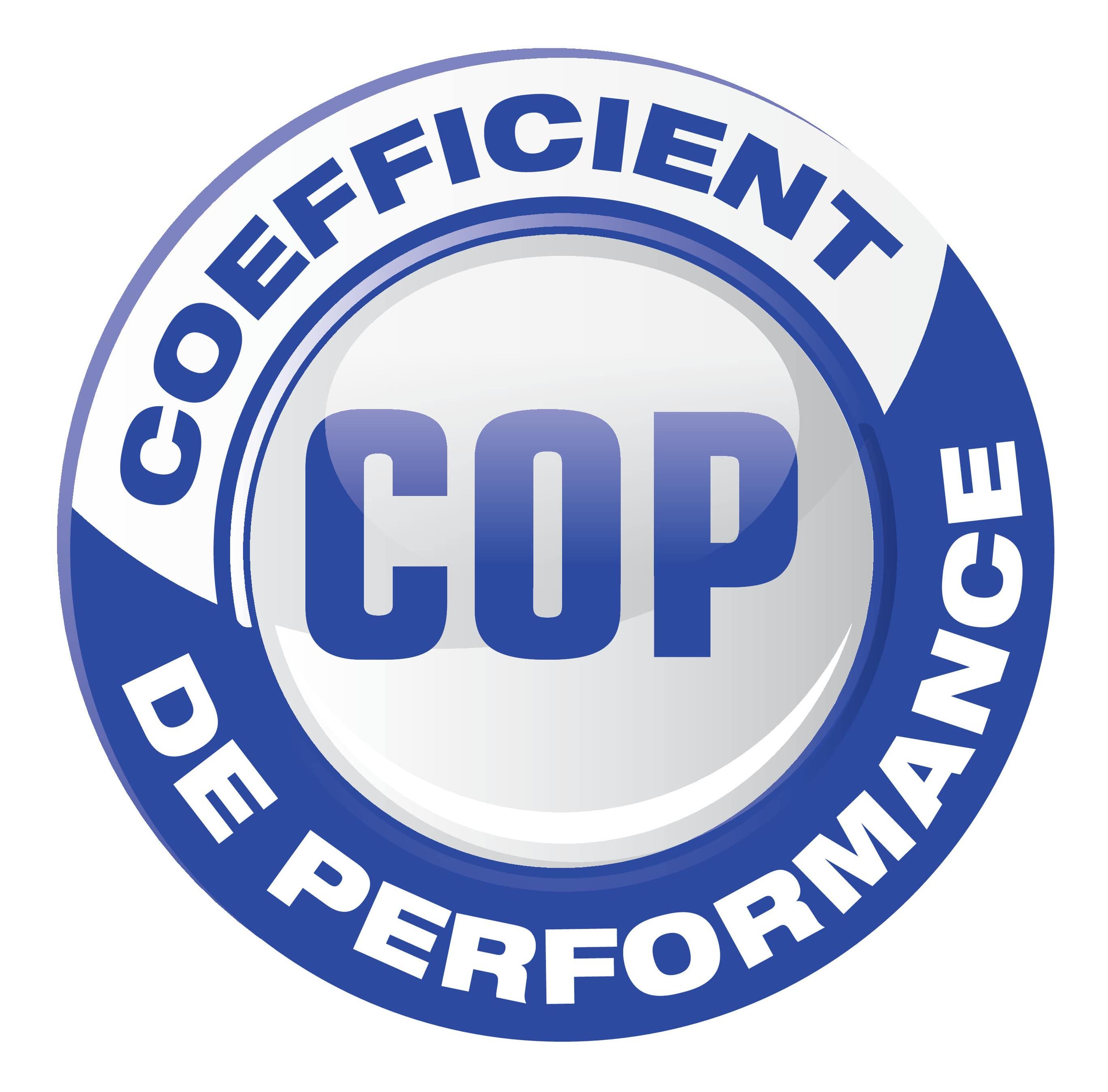 logo coefficent de performance