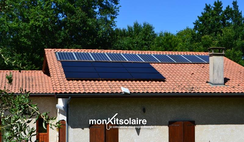 Dimensionnement panneau solaire maison