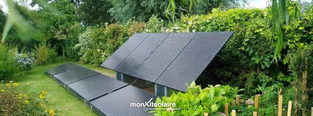 Zoom sur l'autonomie solaire