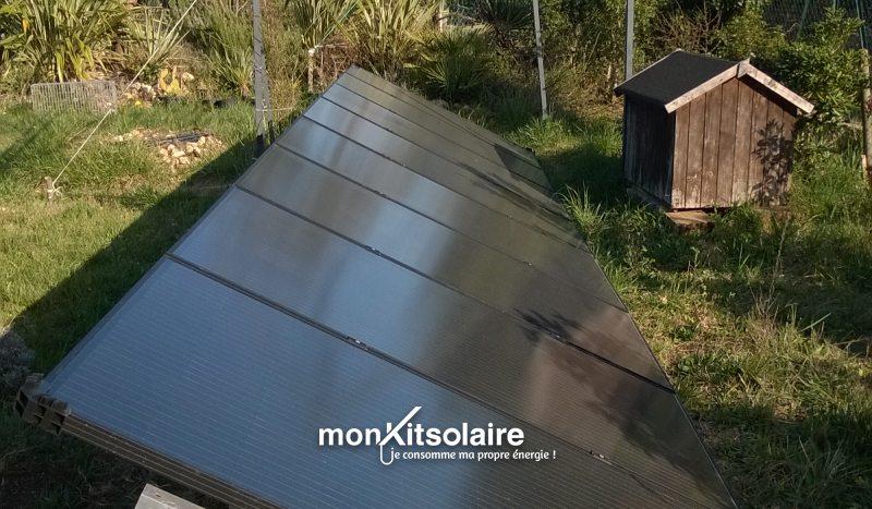 Pensez à vos besoins électrique plutôt qu'à la dimension de vos panneaux solaires