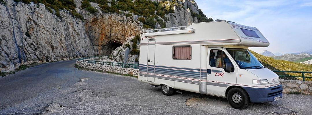 Panneaux solaire et camping car