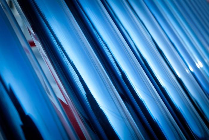 Composition du panneau solaire thermique à tubes