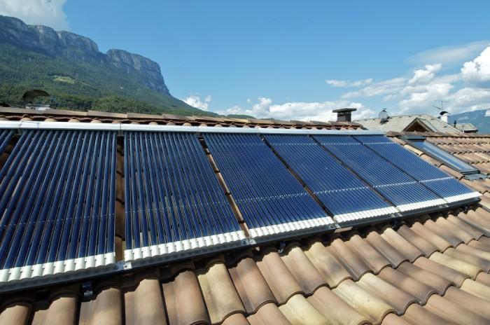 Découvrez le panneau solaire thermique