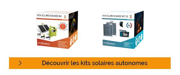 Découvrir les kits solaires autonomes