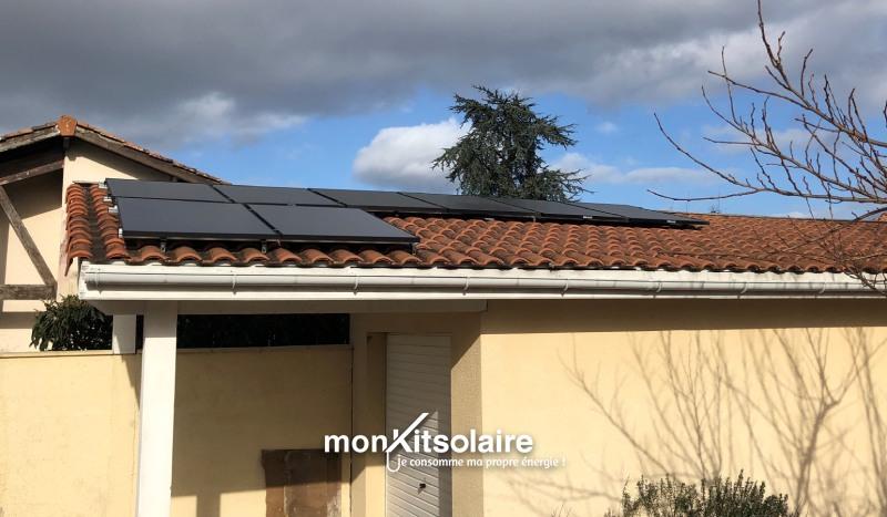 Une dimension de panneau solaire qui s'adapte à votre projet : installation de Ghislain