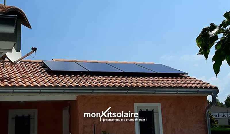 Kit solaire français 1200 W par Maxime