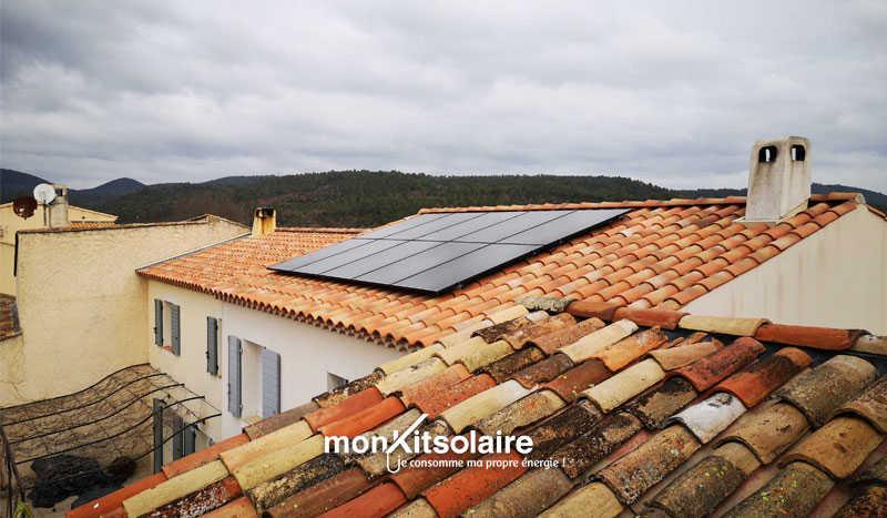 Kit solaire français 3600 par Daniel
