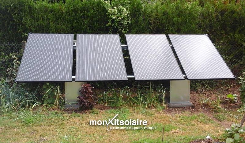 Kit solaire autoconsommation : êtes-vous capable de monter sur votre toit ?