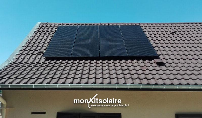 Exemple investissement photovoltaïque