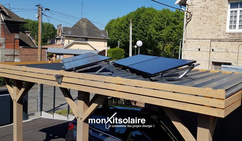 Découvrez le kit solaire de Patrick dans le Pas-de-Calais