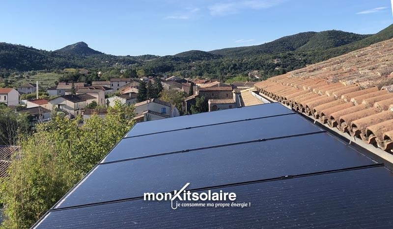 Kit solaire autoconsommation appartement