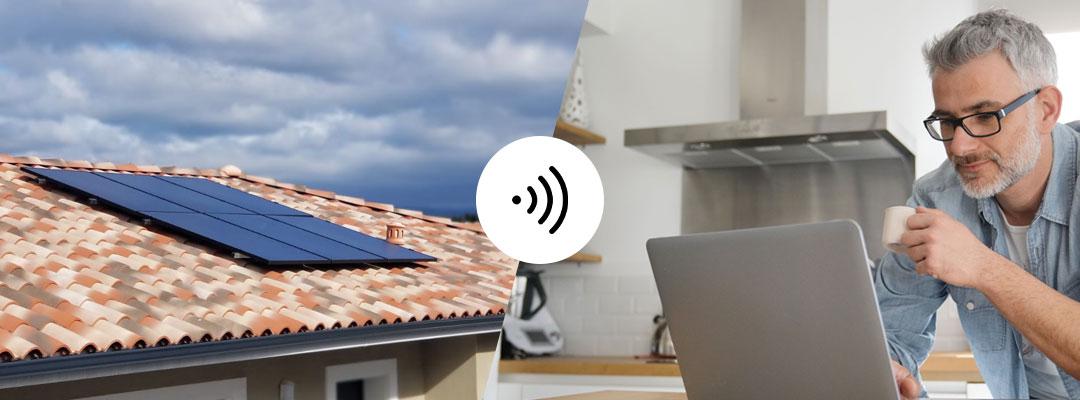 Le suivi de production de votre kit solaire autoconsommation