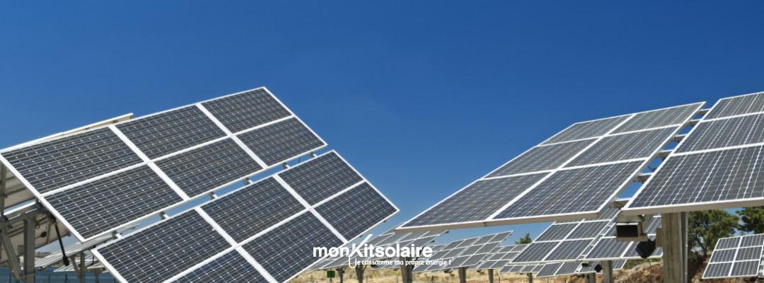 Le tracker solaire vient au secours des agriculteurs