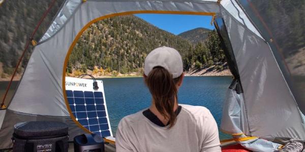 Où trouver un kit panneau solaire souple ?