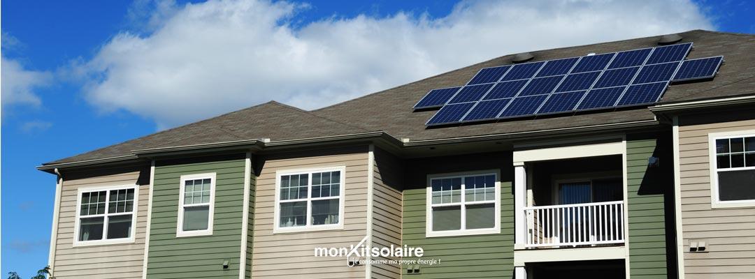 Panneau solaire appartement : si vous êtes propriétaire