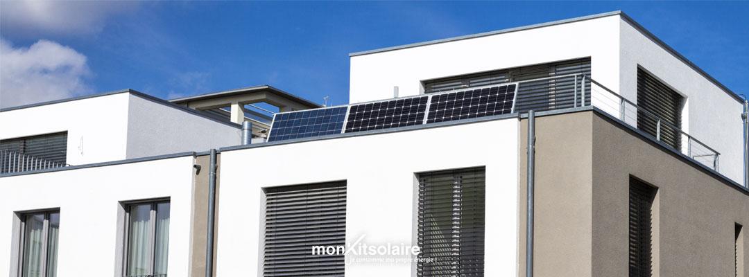 Un panneau solaire pour votre appartement, c'est possible !