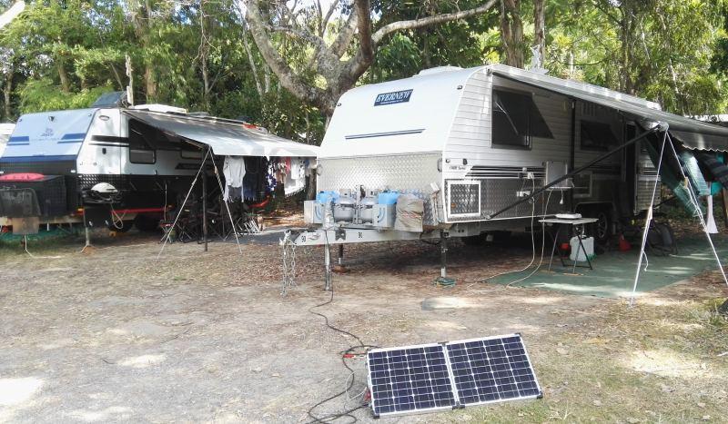 Panneau solaire caravane : quelle puissance choisir ?