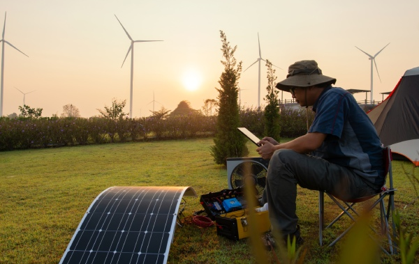 Panneau solaire souple : une alternative au panneau solaire rigide