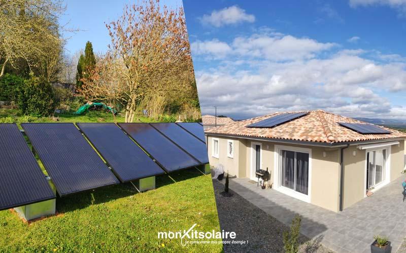 installation-panneau-solaire-terrain-toiture