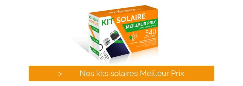 Cliquez et découvrez nos kits solaires pas cher