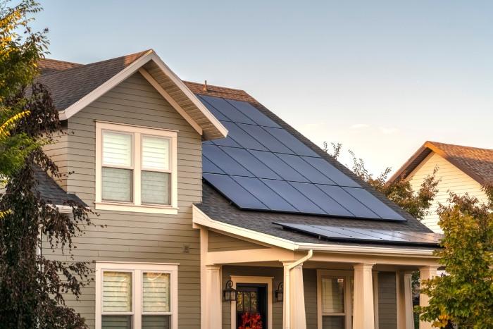 Prix panneau solaire selon votre modèle de consommation