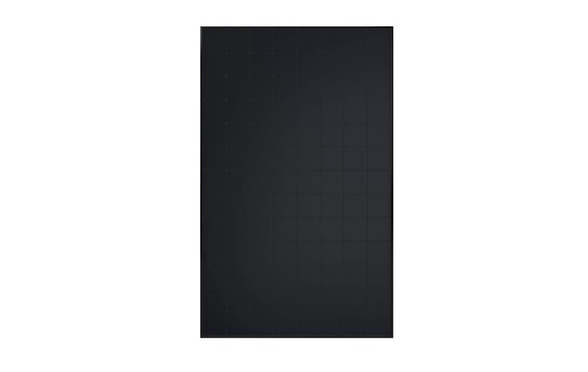 Le panneau solaire Sunpower 375 W