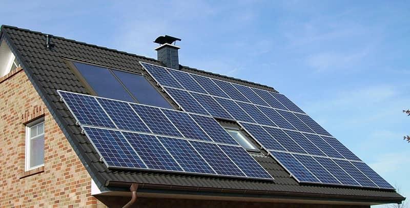 Installation panneau solaire dimensionnement