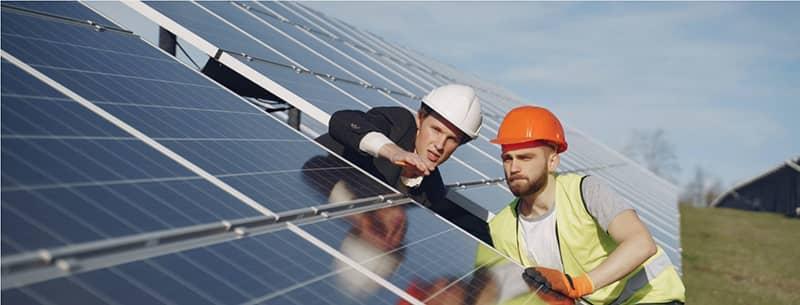 Installation panneau solaire installateurs