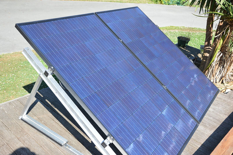 Installation panneau solaire Xavier 500 Wc