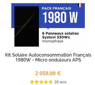 autoconsommer-revendre-surplus-edf-kit-francais-1980w